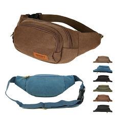 Brusttasche Schultertasche Chest Bag Bodybag-Crossbag Damen Herren Unisex Canvas