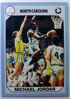 1990 Collegiate Collection Michael Jordan #3, North Carolina Tar Heels, Bulls