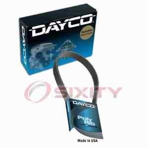 Dayco Main Drive Serpentine Belt for 2011-2018 Dodge Grand Caravan Accessory yl