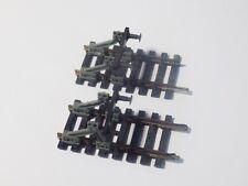 Fleischmann 6016 H0, 2 Modellgleis Prellböcke auf 55 mm-Gleis, MD2