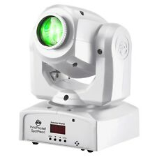 ADJ American DJ Inno Pocket Spot PEARL LED Moving Head DMX Effekt Light + IR FB
