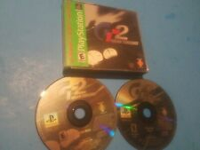 GRAN TURISMO 2 PLAYSTATION PS1 GREEN LABLE
