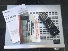 Onkyo TX-SR606 Silver AV Receiver Amplifier Home Cinema A1