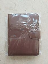 FOLIO LEATHER STAND CASE COVER For Amazon Kindle 4 Tablet Brown  **NEW**