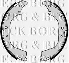 REAR  BRAKE SHOES FOR TOYOTA GENUINE OE BORG & BECK  BBS6182