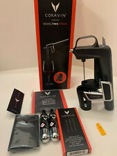 *Amazing Deal* Coravin Model Two Plus Pack Wine Preservation System (New!)