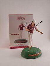 Hallmark 2014 Keepsake Christmas Ornament Caddyshack the Zen of Golf Magic Sound
