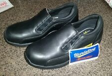 Blundstone Women's Steel cap Shoes - Black - Leather - Size 6.5 - New with tags
