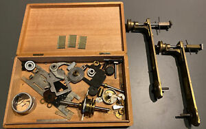 Rare Spare Parts & Extension Reel Arms for Ditmar Duo 9.5mm 16mm Cine Projector