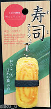 STRAP - SUSHI / JAPAN / Sushi-Strap / Japanese Fake Food / Makizushi / Tamago