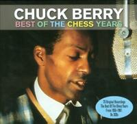 CHUCK BERRY - THE BEST OF THE CHESS YEARS NEW CD