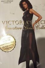 Victoria's Secret Signature Gold Collection Hosiery Silky Opaque CREAM MEDIUM