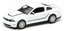 Greenlight GL MUSCOLO 1:64 - 2012 FORD MUSTANG 5.0 GT Bianco - 13060