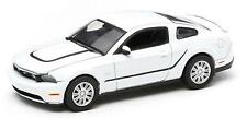 Greenlight GL Muscle 1:64 - 2012 Ford Mustang 5.0 GT White - 13060