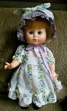 "1967 Effanbee BABY FACE 2600 15"" Doll-with Dimple Chin ORIGINAL OUTFIT MINT TAG"
