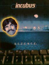 INCUBUS/CD/1997/S.C.I.E.N.C.E.