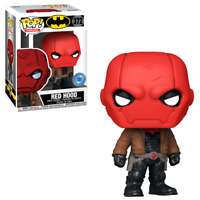 RED HOOD LIMITED EXCLUSIVE FUNKO POP DC COMICS HEROES #372