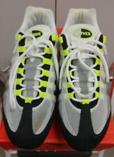 DS NIB Nike Air Max 95 OG Grey Neon Size 9.5  2008 release 609048-072