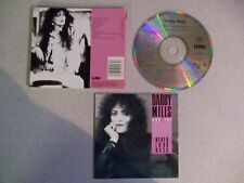 DARBY MILLS -Never Look Back 1991 Mega-Rare Original The Headpins/Chrissy Steele