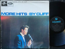 CLIFF RICHARD - MORE HITS Ultrarare 1965 Singapore STEREO LP Release!