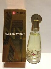 PRET A PORTER FASHION AVENUE EAU TOILETTE 100 ML VINTAGE & RARE SPRAY