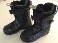 New listing DC Judge Boa Snowboard Boots Youth Men Size 8