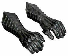 Medieval Knight Gauntlets Gothic Gauntlet Gloves 18G Steel Gift