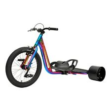 Triad Underworld 4 Neochrome oilslick drifttrike triciclo DOWNHILL Drift Trike