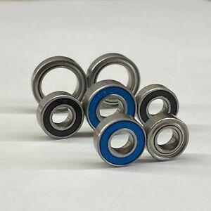 RC Model Ball Bearings - Miniature Bearings Various Sizes/Quantity - UK Stock