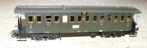M21 Brawa 2335 Personenwagen 2./3. Klasse DRG Stuttgart 31 002 A/c Wechselstrom