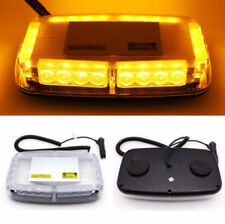12v 24v LED Recovery Emergency beacon magnetic Amber