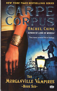 Complete Set Series Lot of 15 Morganville Vampires by Rachel Caine Glass Houses