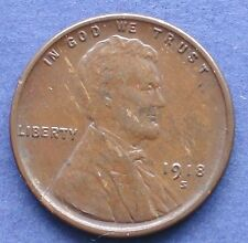 MONETA MONNAIE COIN UNITED STATES OF AMERICA U.S.A. - ONE CENT (LINCOLN) 1918.S