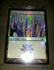 Magic MTG - Plains FOIL - Dragon's Maze Prerelease Promo 27-28- April 2013 NM
