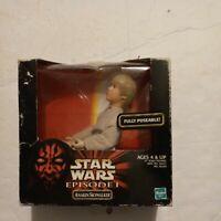 "Anakin Skywalker 12"" Inch Scale Star Wars Episode 1 Hasbro FREE SHIPPING Box Wea"