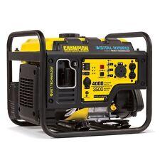 100302 - 3500/4000w Digital Hybrid Inverter Generator - NEW