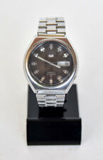 Vintage Seiko 5 Automatic Mens Day/Date Watch 6119-7540 1970's