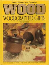 Better Homes and Gardens Wood Woodcrafted Gifts Yo