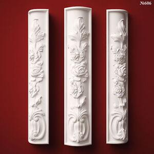 (606) STL Model Column for CNC Router 3D Printer  Artcam Aspire Bas Relief
