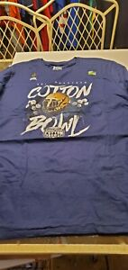Notre Dame Fighting Irish NCAA Nike 2018 Goodyear Cotton bowl shirt XL L/S