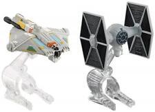 Hot Wheels Star Wars Naves espaciales - CORBATA Luchador vs. Fantasma (2 Pack)