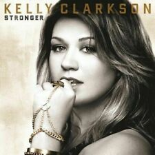 Stronger [Deluxe Edition] by Kelly Clarkson (CD, Oct-2011, RCA) brand new!