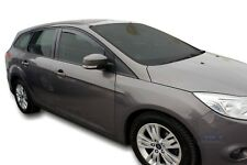 Ford Focus III 4/5 portes2011-2016 Deflecteurs d'air Déflecteurs de vent 2pcs