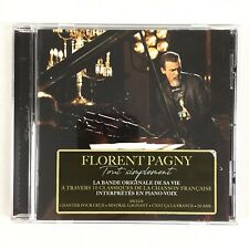 Florent Pagny Tout Simplement / Album CD