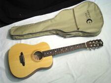 Luna Safari Nylon classical acoustic guitar NEW - 3/4 Travel Size w/ Gig Bag