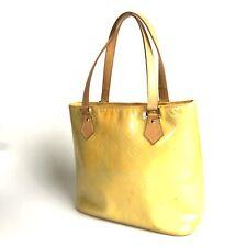 Louis Vuitton Monogram Vernis Houston M91053 shoulder bag used 1338-10N11