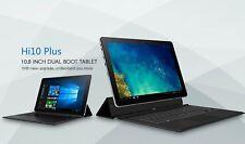 "HOT!!! CHUWI Hi10 Plus 10.8"" Tablet PC Dual OS 8400mAh 64GB Windows10+Android5.1"
