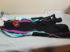 Triathlon Suit Women TYR - Trisuit Triathlon Women, NEW, Medium, Black/Aqua