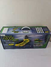 RC helicopter. Heli-Max AXE CP (Collective Pitch)  Works!