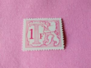 STAMPS - TIMBRE - POSTZEGELS - BELGIQUE - BELGIË 1966  Nr TX66**  (ref. 2398)